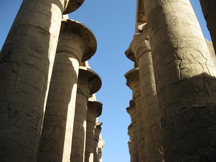 エジプト旅行:カルナック神殿②