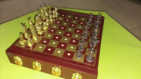 チェス盤 エジプト
