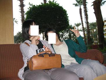 エジプト旅行:ピラミサ イシス ホテル