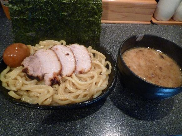 1月11日 麺バカ 特製つけ麺