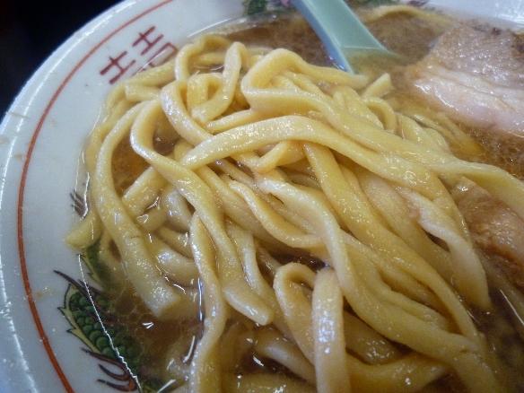 10年2月5日 鶴見 麺