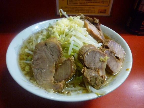 10年2月10日 上野毛 小豚ヤサイニンニク