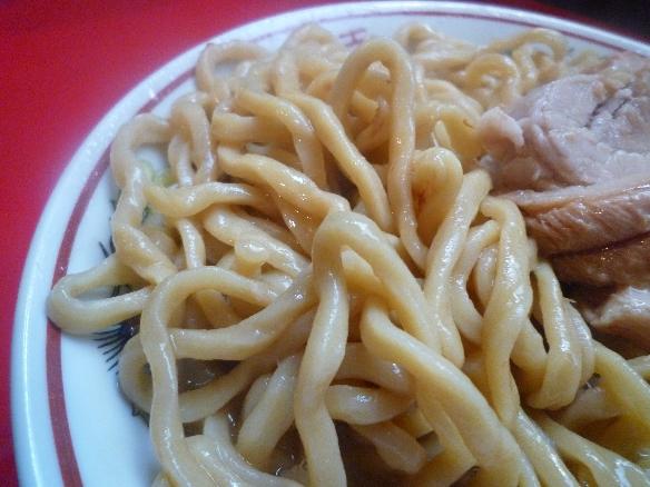 10年2月11日 用心棒 麺