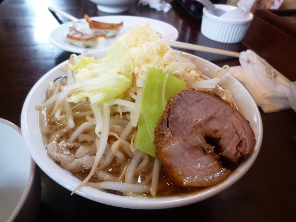 10年2月21日 大山 麺丼