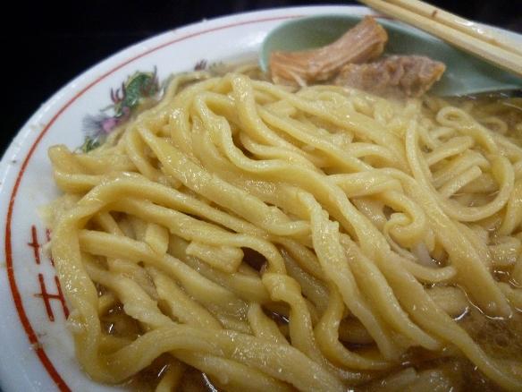 10年2月22日 鶴見 麺