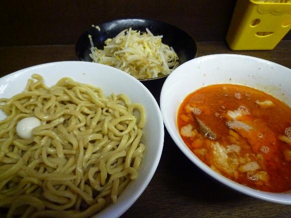 10年5月15日 蓮爾さんこま つけ麺ヤサイニンニク
