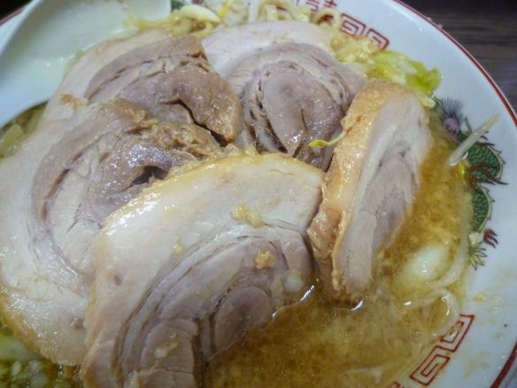 10年8月28日 横浜関内 豚
