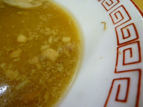 10年10月9日 新代田 スープ