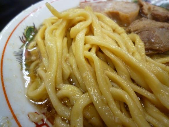 10年10月12日 鶴見 麺