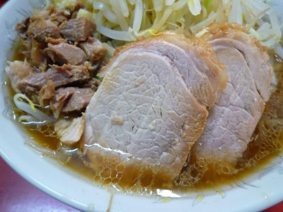 10年10月23日 上野毛 豚