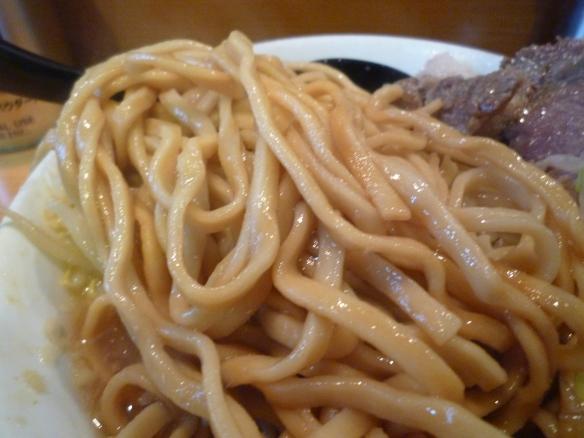 10年11月23日 野猿街道 麺