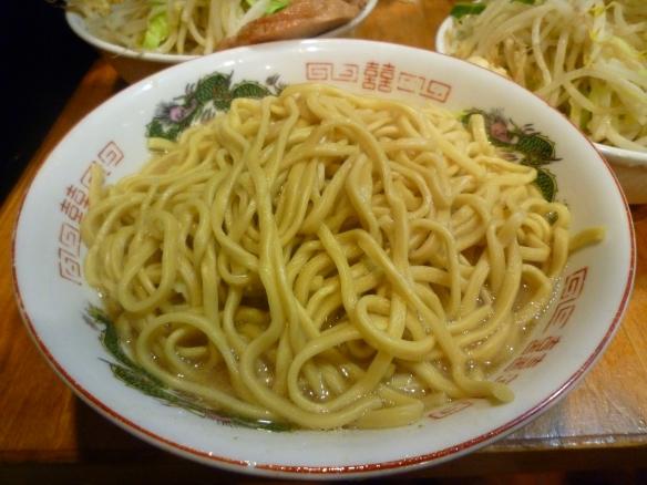 10年12月18日 野猿 麺