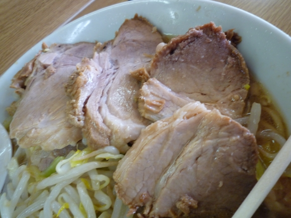 10年12月23日 栃木街道 豚