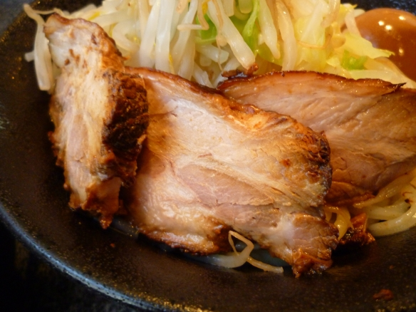 11年1月16日 麺バカ 豚