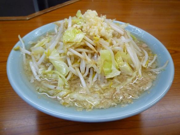 11年1月20日 凛蒲田 醤油ニンニク