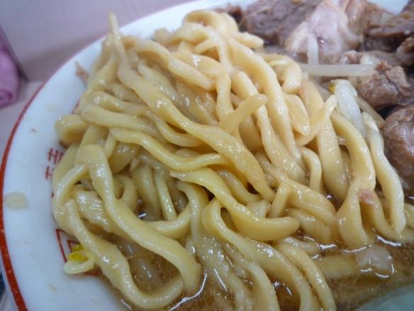 11年2月9日 高田馬場 麺