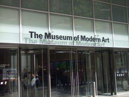 MoMA 外観