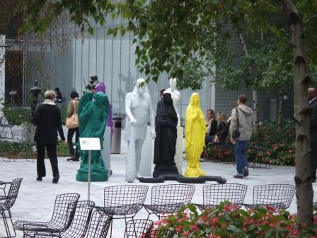 MoMA 中庭2