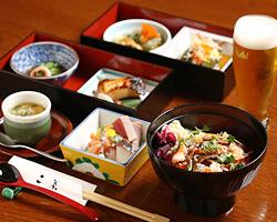 双葉6 季節のお食事コース
