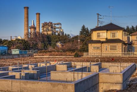 太平洋セメント埼玉工場