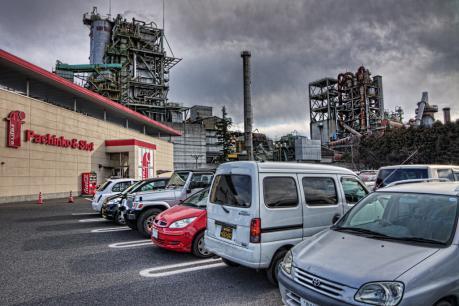 太平洋セメント埼玉工場とパチスロ店