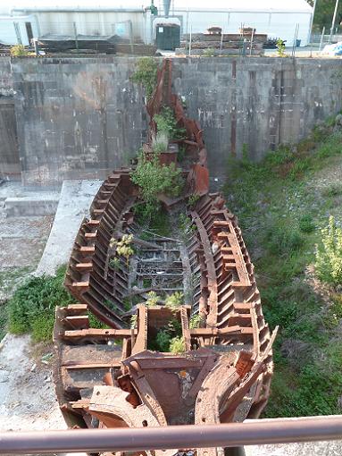 bateau de porte
