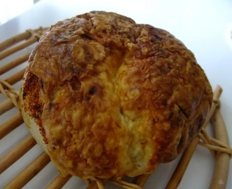 もっちり七味チーズ醤油