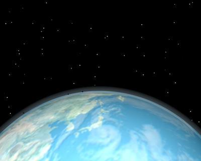 3D地球120201