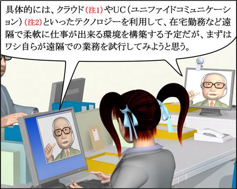 3Dキャラ4コマ漫画1201032