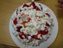 2009. クリスマスケーキ