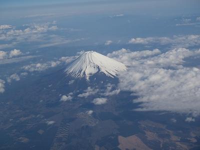 航空写真 富士山1-20110429