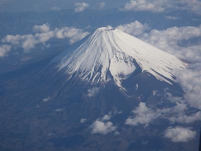 航空写真 富士山2-20110429