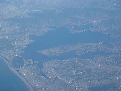 航空写真 浜名湖20110429