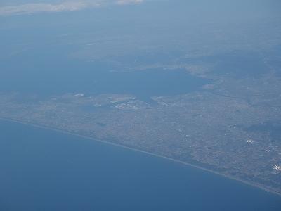 航空写真 渥美半島20110429