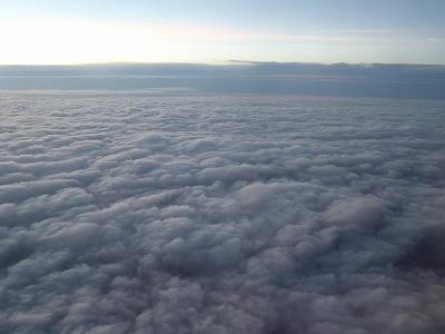 航空写真 八重山の空4-20110505