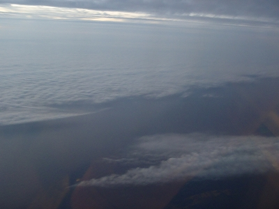 航空写真 八重山の空5-20110505