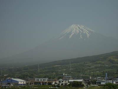 富士山20110514