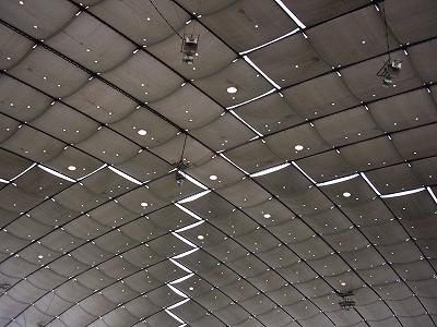 ドーム天井20110605