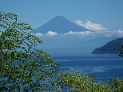 夏の富士山1-20110717
