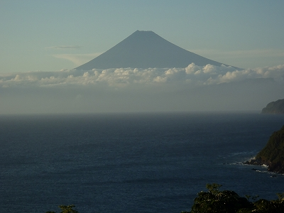 夏の富士山3-20110717