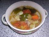 燃焼スープ