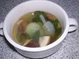 野菜コンソメ