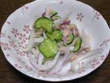 胡瓜サラダ
