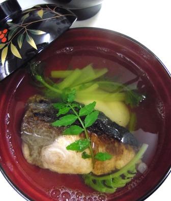 2012年のお雑煮