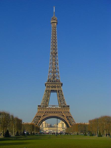 フランスパリのフリー無料eiffel_hiver_01