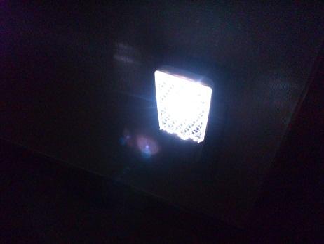 足元LED