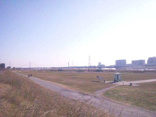 多摩川どて2