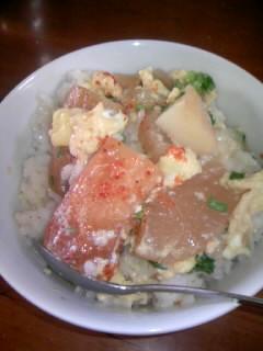 お昼御飯2