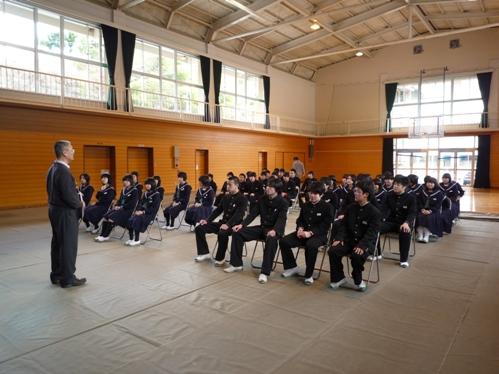 0305 卒業式練習 001