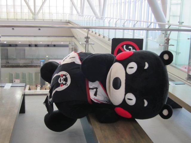 熊本の「くまモン」